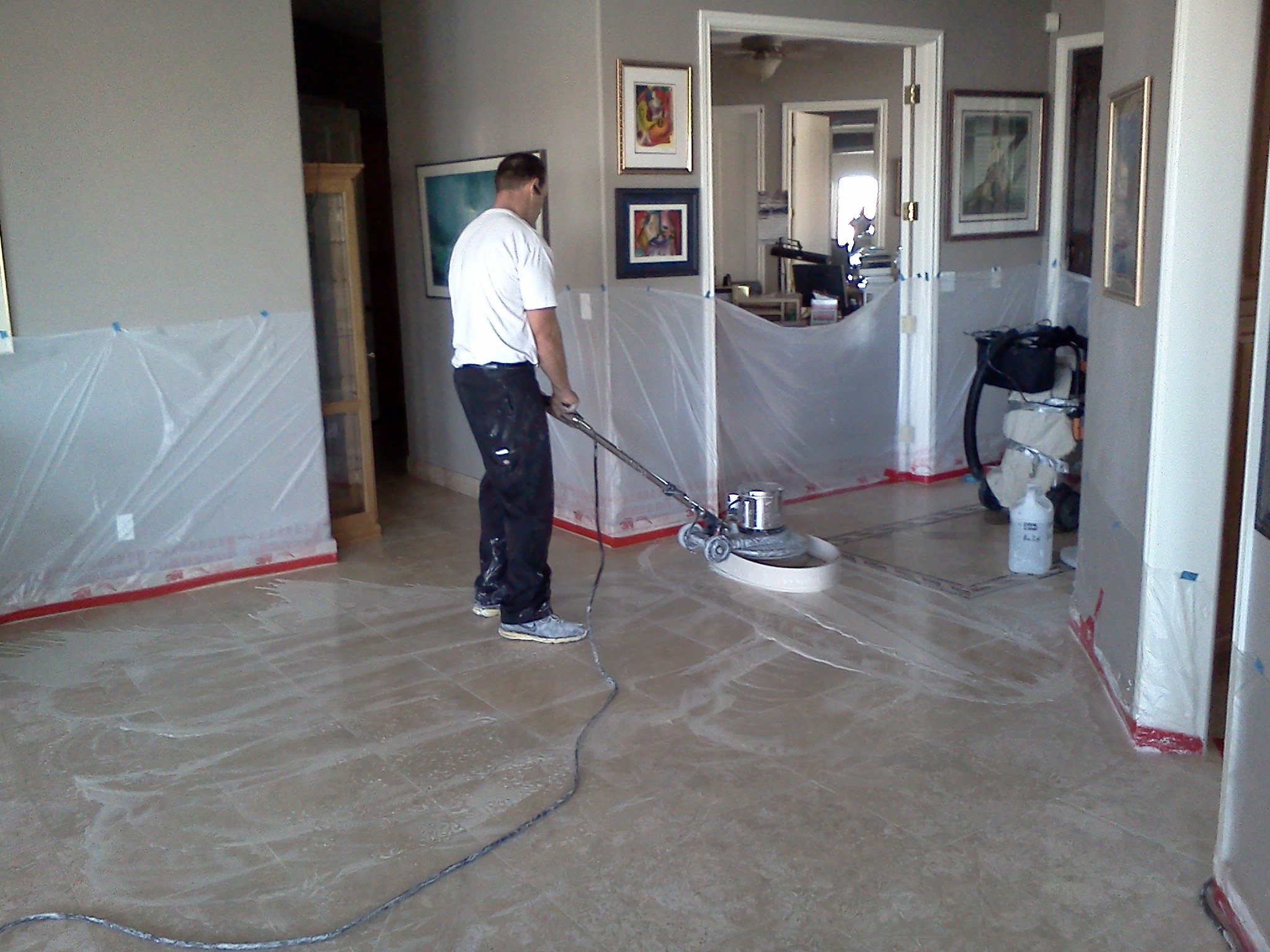 Johnny On The Spot Carpet Cleaning